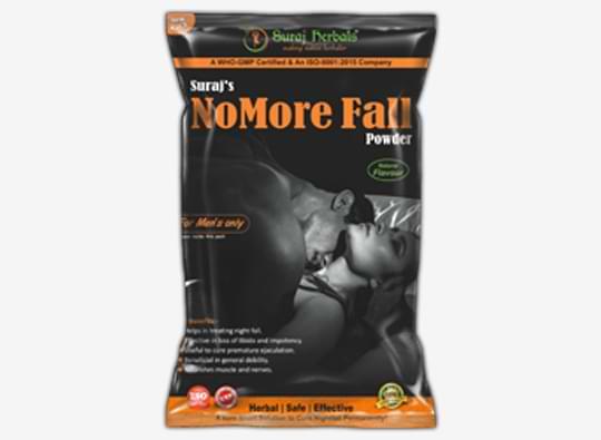 Suraj NoMore Fall Powder