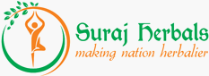 Suraj Herbal Footer Logo